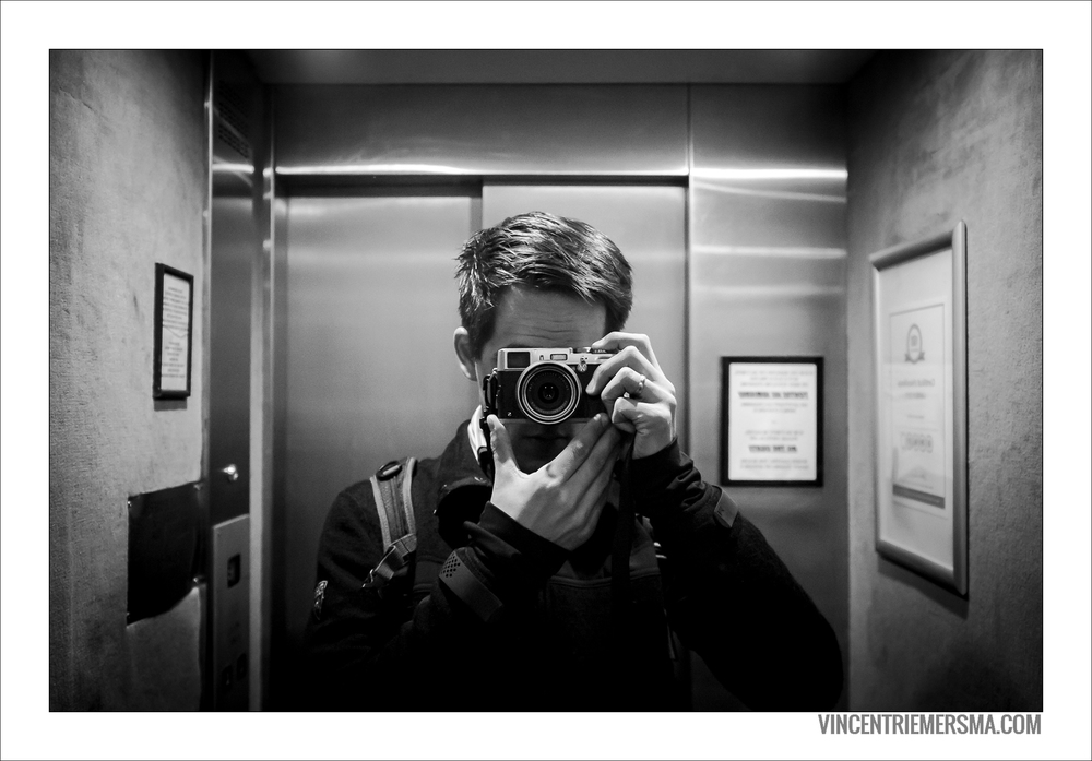 Me with the Fuji x100s