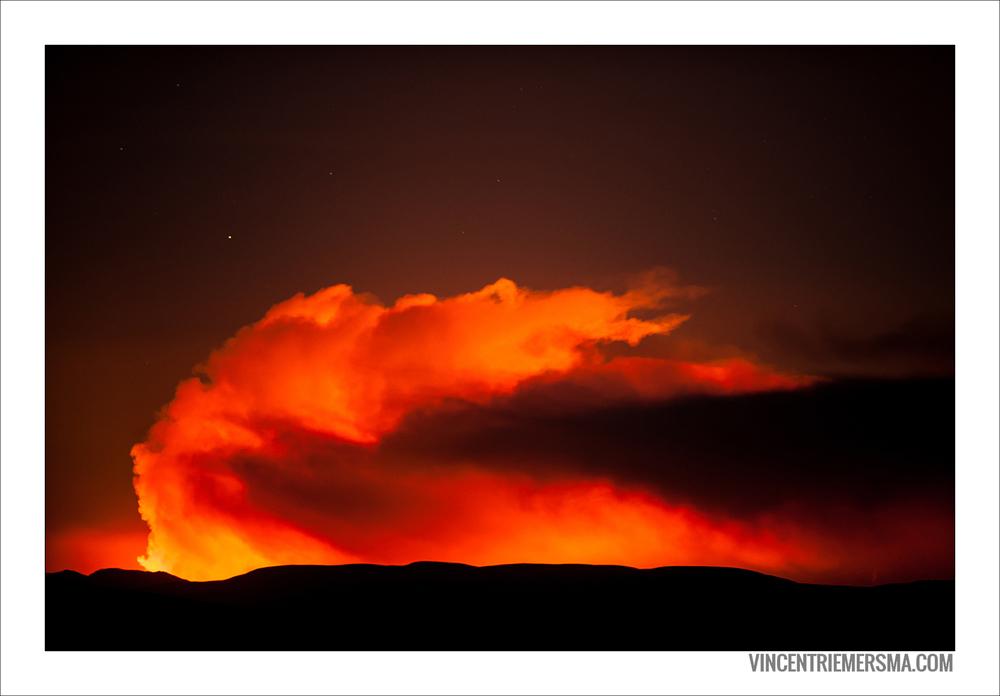Bárðarbunga eruption