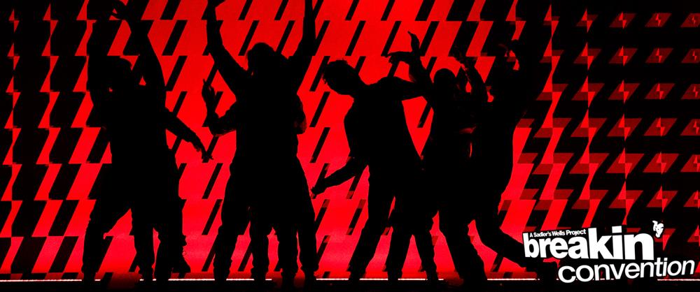 Adrenaline - Breakin' ConventionSony Center of performing arts, Toronto / Canada1-2 June