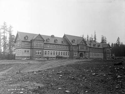 Firland Administration Building, 1914