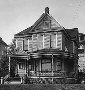 Mayor Miller's home, Queen Anne, 1908.jpg