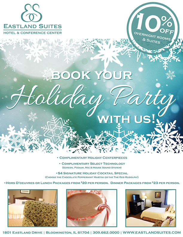 Holiday Party Package