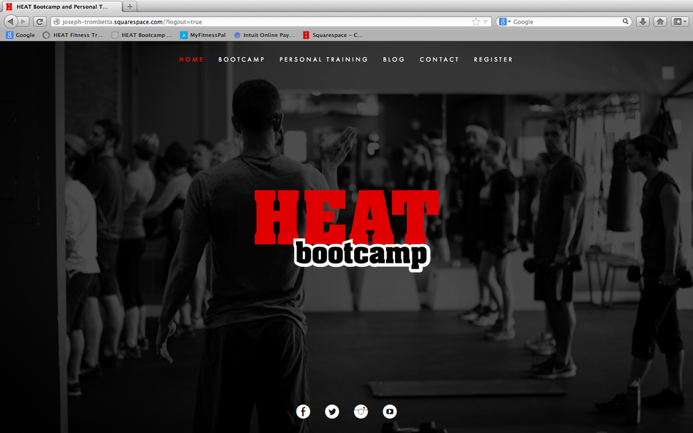HEAT Home Page Screenshot.png