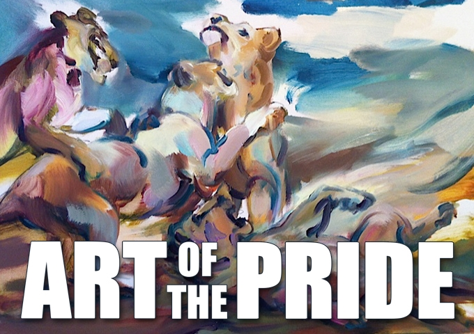 Art of the Pride