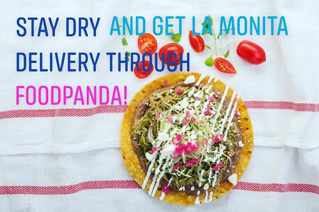 #delivery #mexicanfood #bangkok @foodpandathailand