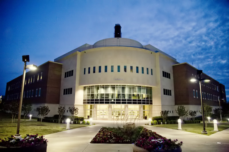 Texas A&M Commerce- Science Building