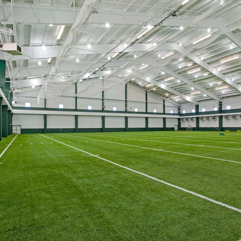 Prosper High School and Indoor Practice Arena