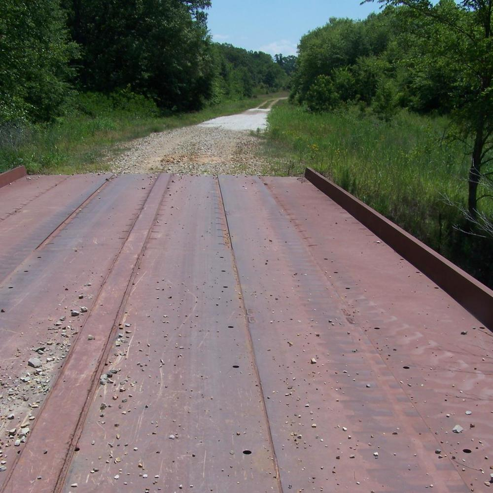 Camp Maxey Armament Bridge