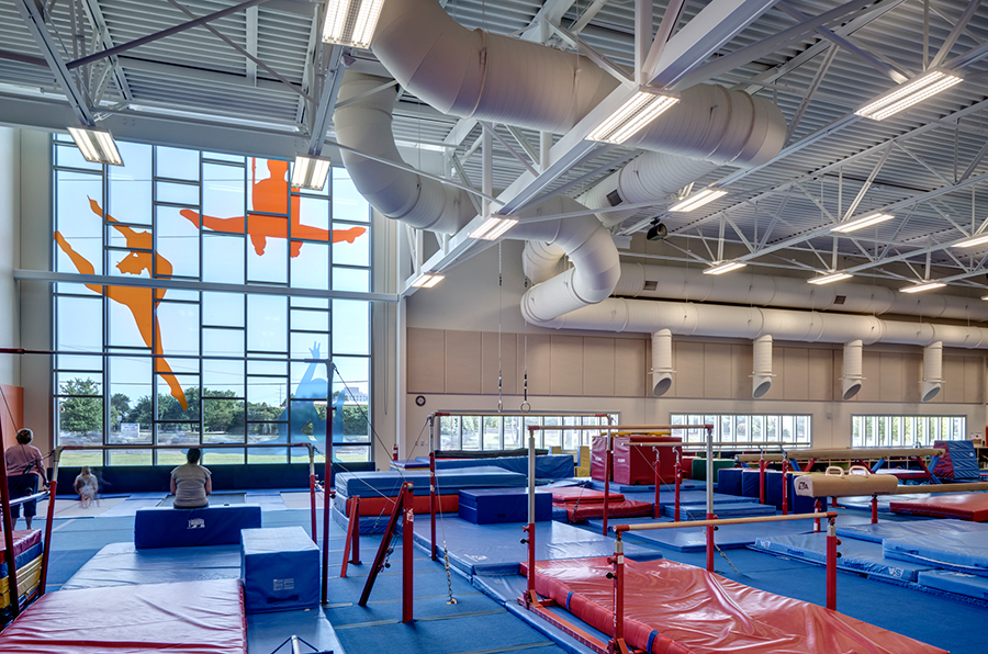 Richardson Gymnastics Center