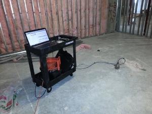 Floor Vibration Testing