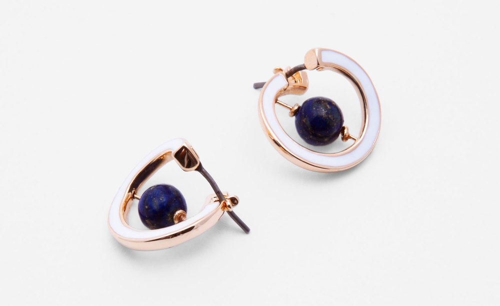London bijou brand Studio Uribe joins Paris Fashion Week's expanding jewellery showcase