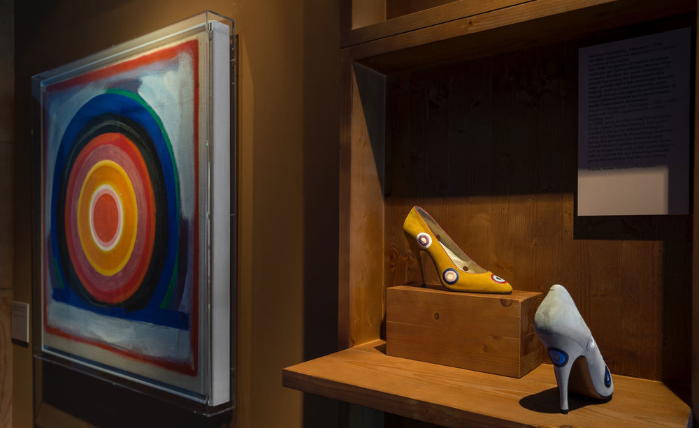 Museo Salvatore Ferragamo lays bare the house's artistic inspirations