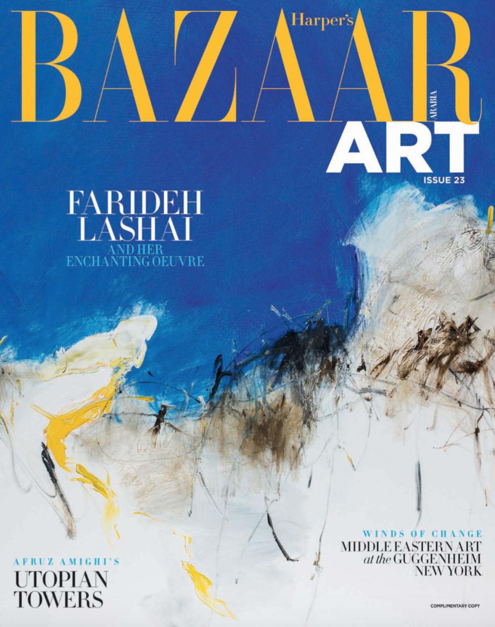 Harper's Bazaar Art Arabia