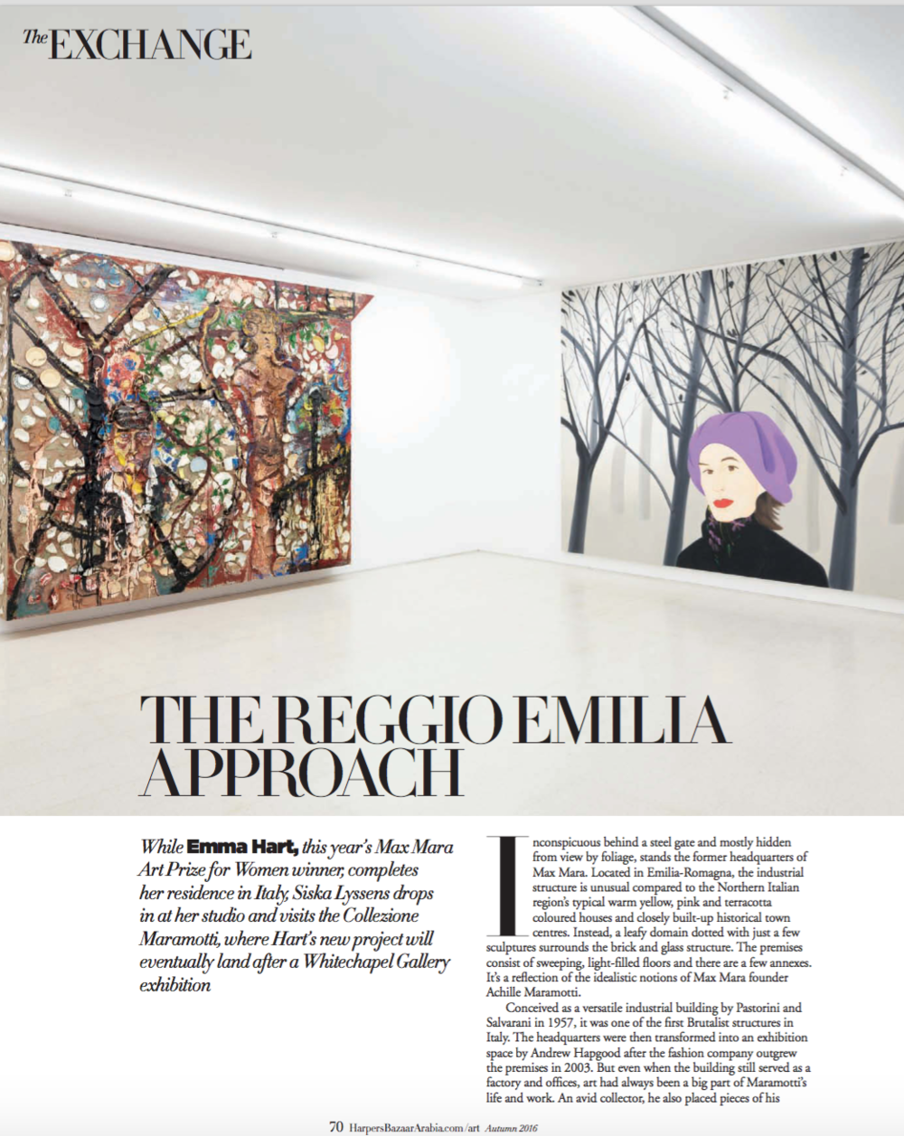 The Reggio Emilia Approach
