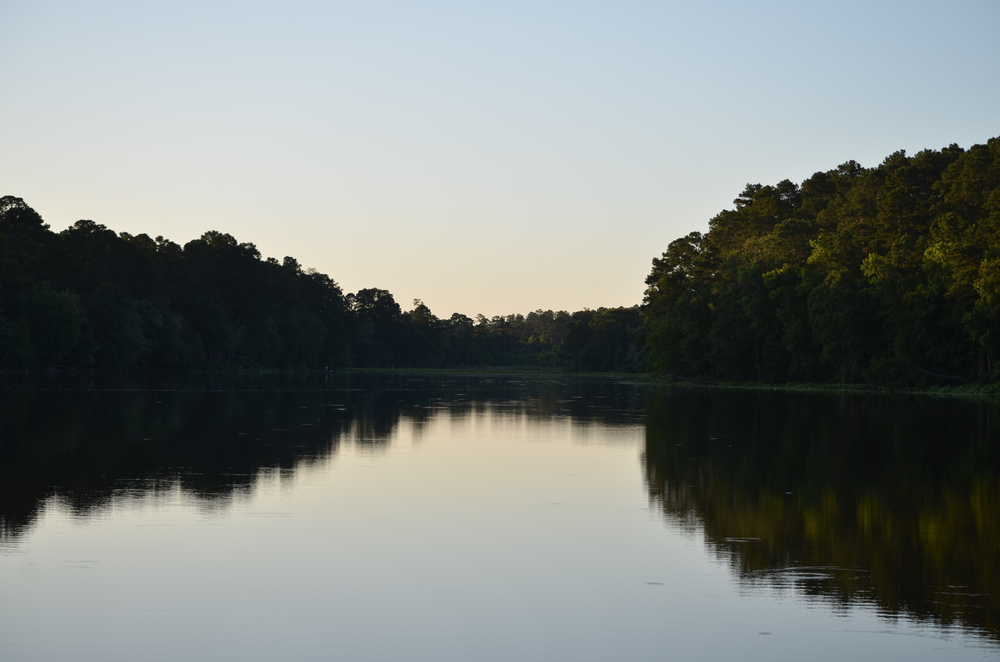 Spend a peaceful evening in Huntsville Lake State Park