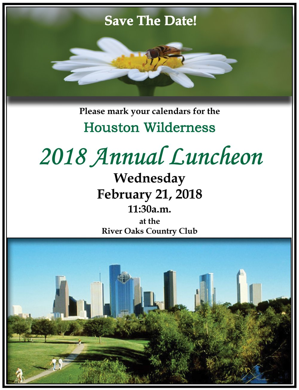 Click Here For More Information on the 2018 Luncheon