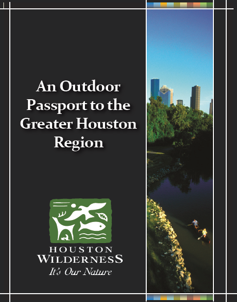 Ecotourism Passport (An Outdoor Passport to the Greater Houston Region)