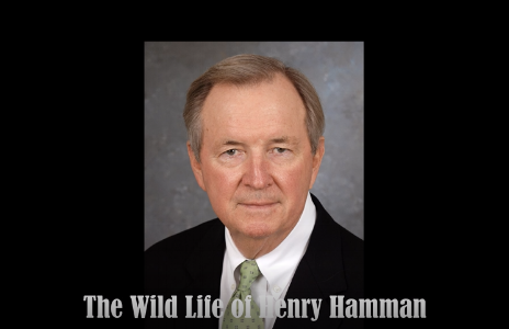 2016 -Henry Hamman - Henry Hamman is a lifelong conservationist with a great appreciation for wildlife conservation and land management. Wearing the hats of an oil and gas man, philanthropist, and rancher, he has contributed greatly in all of these arenas. Especially important to our region, and to the state of Texas, is Henry Hamman's belief that science-based information should be used to enhance conservation practices for the betterment of land and wildlife.