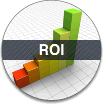 ROI - your investment goes farther