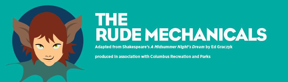 The Rude Mechanicals_Banner
