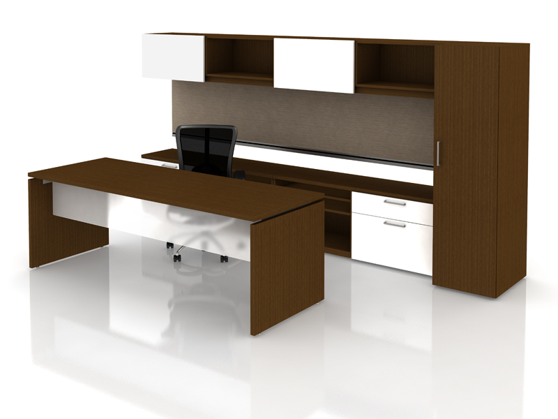 Priority private office with Skye seating