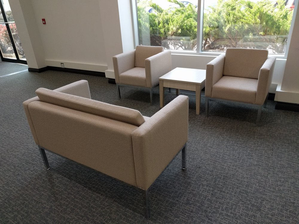ciao loveseat & 2 lounge chairs