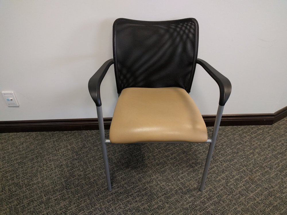 INERTIA Guest Chair