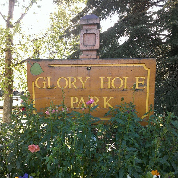 at Glory Hole Park