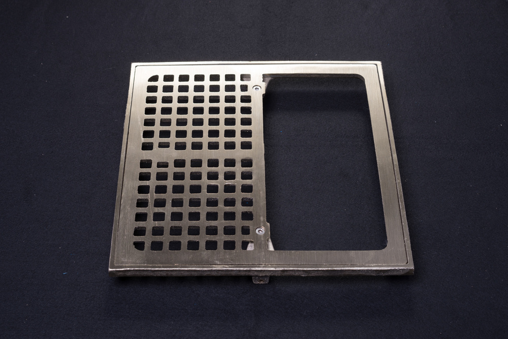Nickel Bronze Grates for Floor Sinks