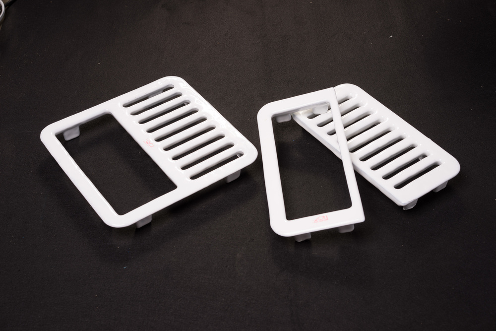 "Square Grates for 12"" Floor Sinks"