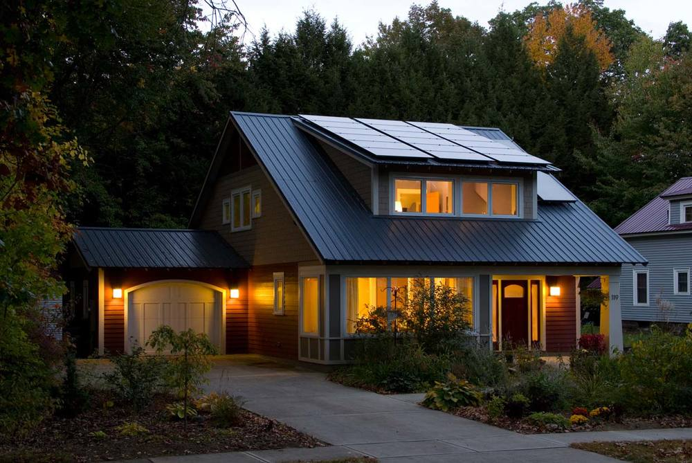 Superinsulated Home Construction In Greenfield, MA