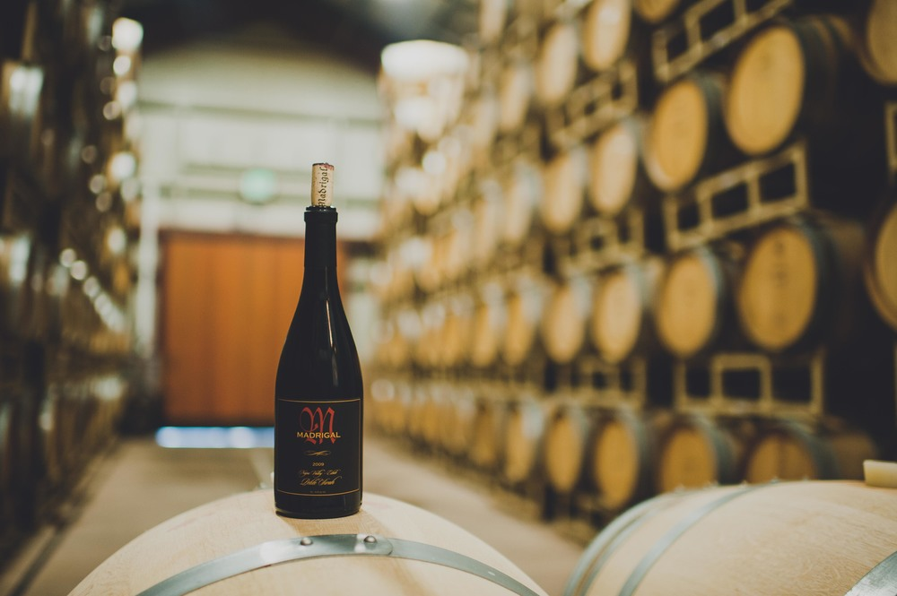 Madrigal Family Winery Tasting Room Sausalito