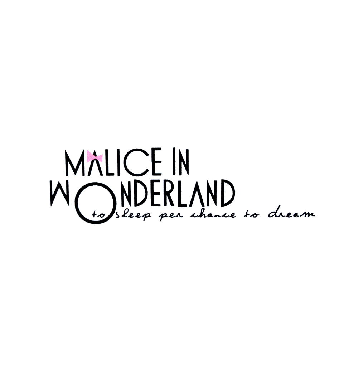 MALICE IN WONDERLAND,  online storybook concept