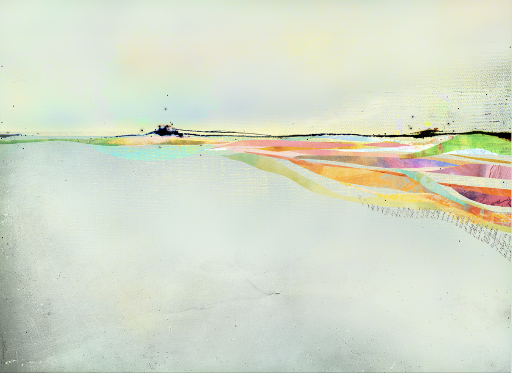 CRUISE  01 : acrylic, watercolor, photoshop • • • SHOP ART • • •