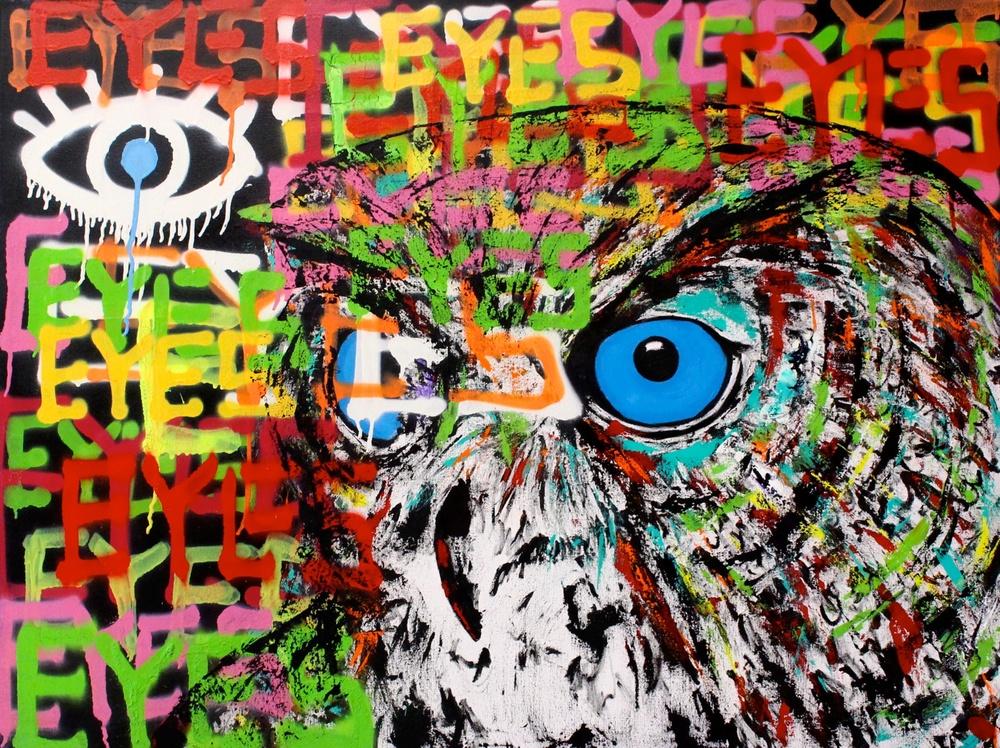 Eyes See