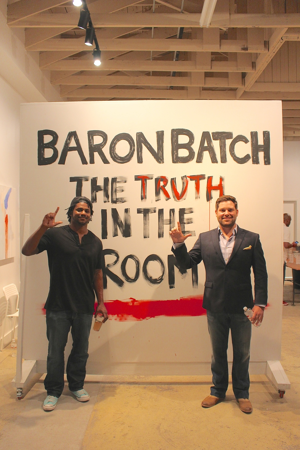 Baron Batch Pop-Up Show