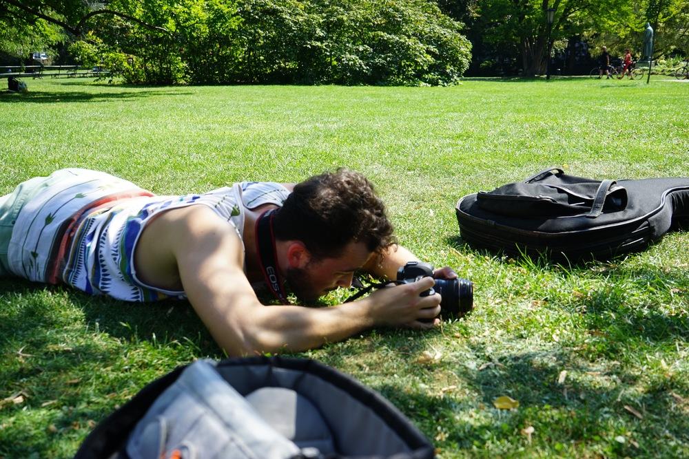 MIKME Microphone Video shooting Kickstarter
