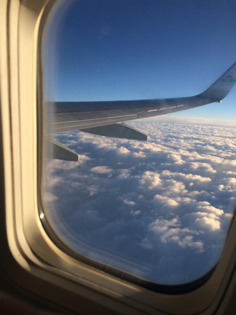 Flying over to Amsterdam - Philipp Sonnleitner from MIKME