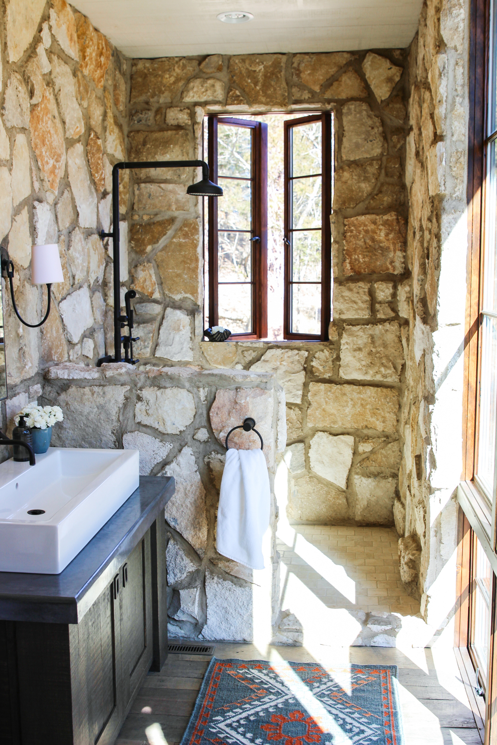 rustic bathroom shower ideas portfolio lindsay todd design 20272
