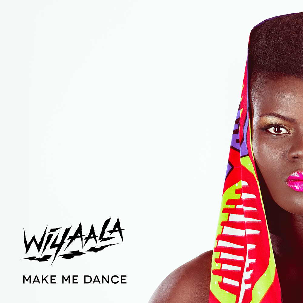 """Make Me Dance"" cover artwork"