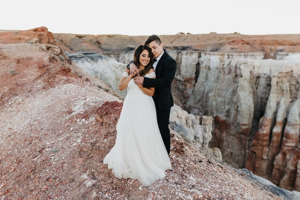 COAL MINE CANYON | ARIZONA ELOPEMENT -