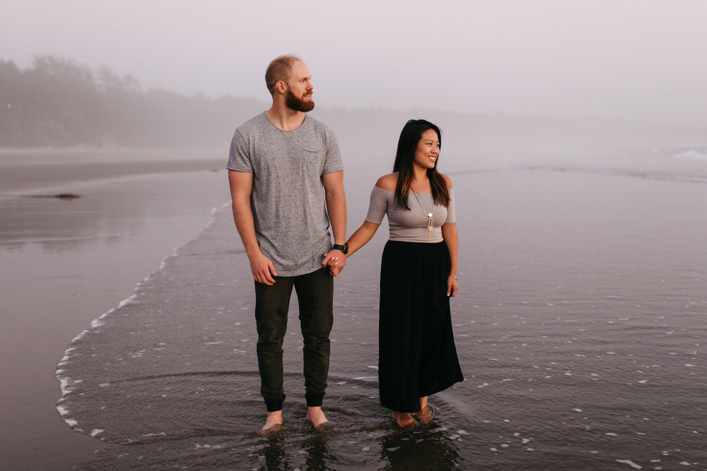 OREGON COAST | ENGAGEMENT SESSION -