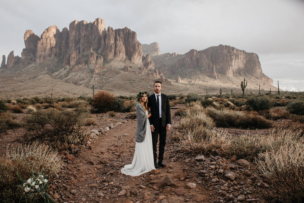 URBAN PHOENIX WEDDING | ARIZONA -