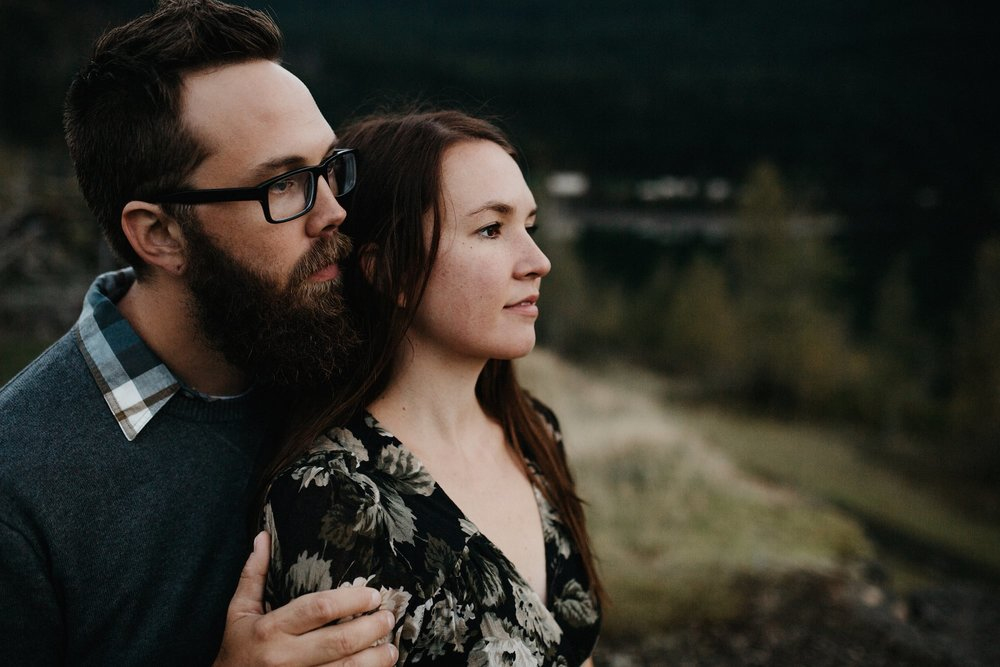 COLUMBIA RIVER GORGE ENGAGEMENT | PORTLAND OREGON -
