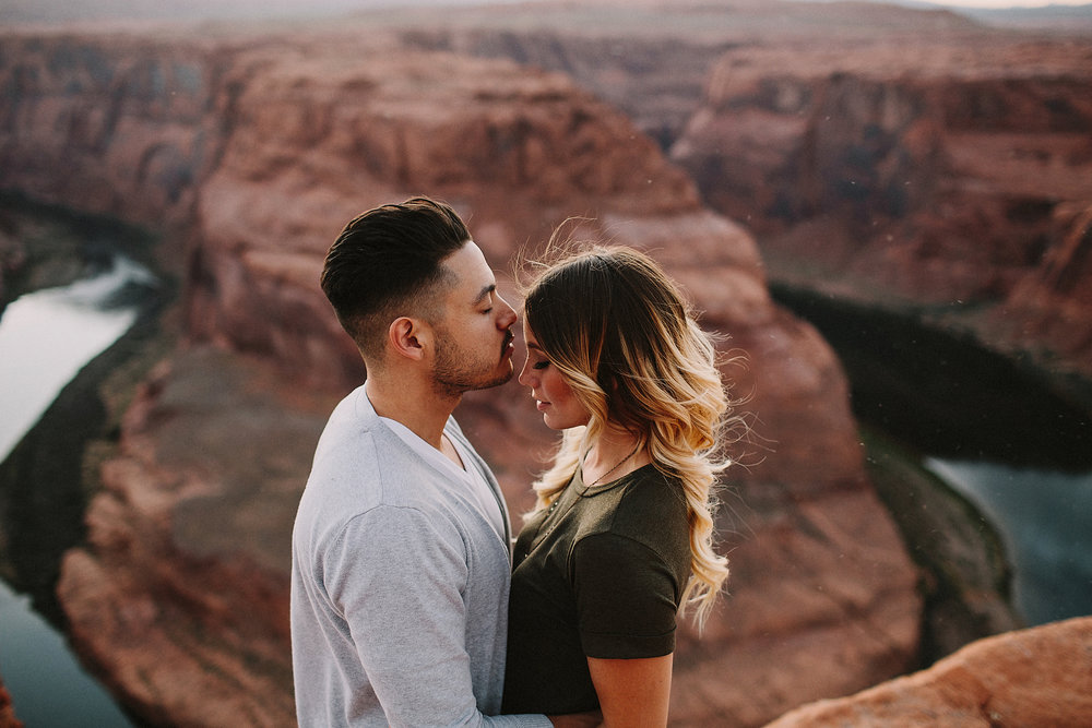 HORSESHOE BEND | ENGAGEMENT -