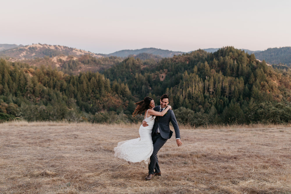 ANVIL VINEYARD WEDDING | SONOMA CALIFORNIA -