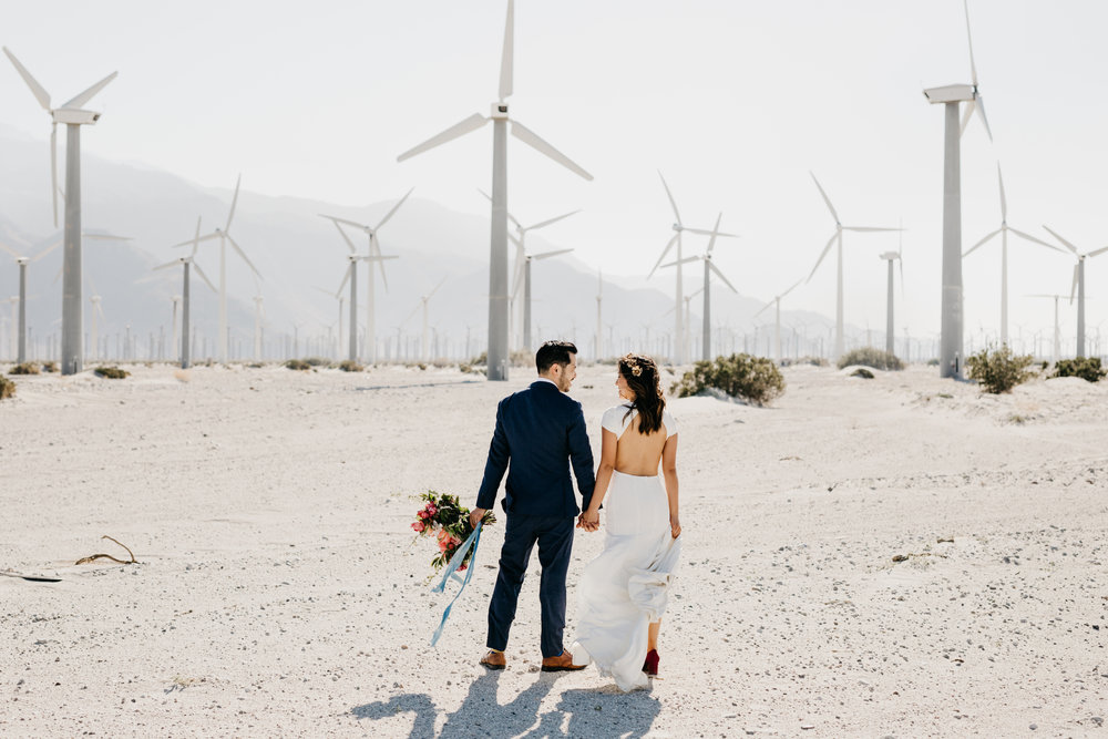 PALM SPRINGS | WEDDING -