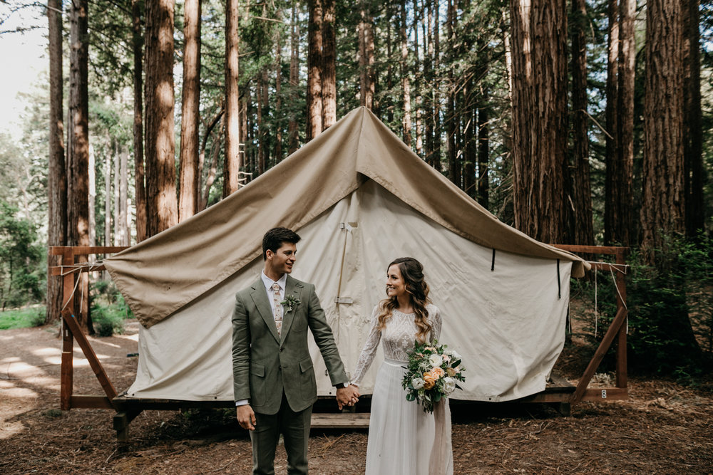CAMP CAMPBELL NORTHERN CALIFORNIA | WEDDING -