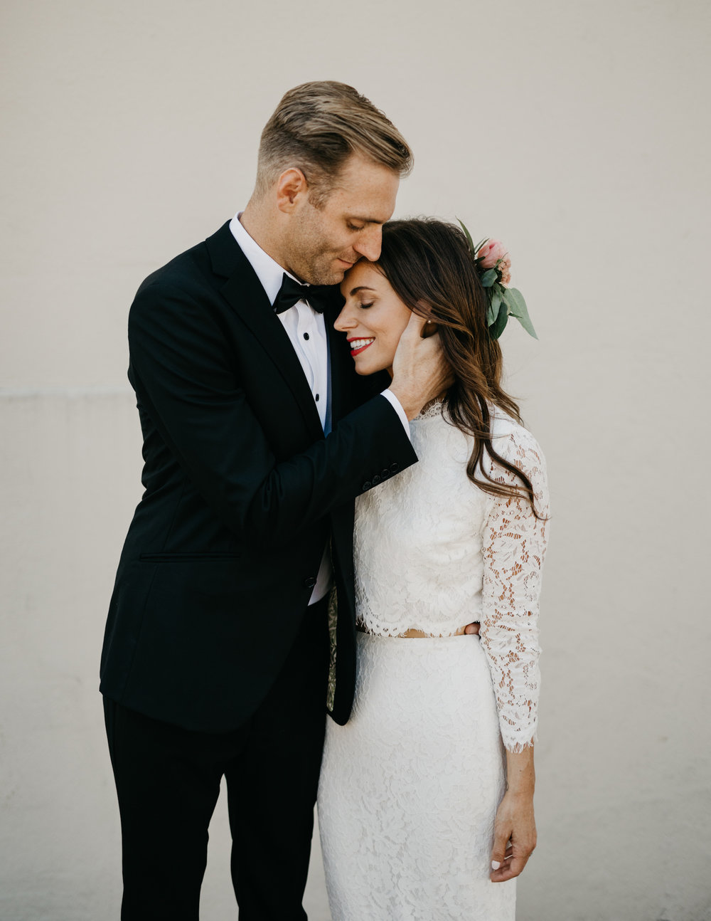 URBAN ROOFTOP WEDDING | PORTLAND OREGON -