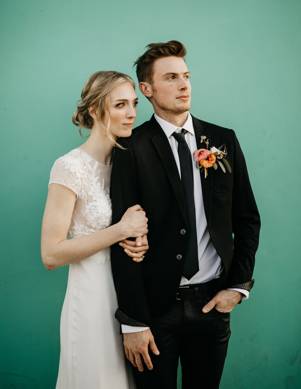 PHOTON STUDIO WEDDING | PORTLAND OREGON -